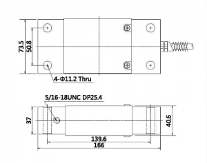200250300350kg load cell