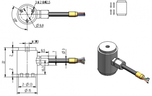 400kg load cell