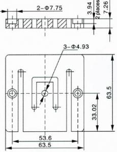 Aluminum Planar Beam Load Cell