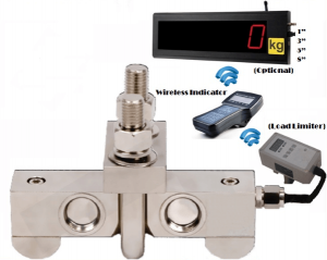 Clamp-On Load Cell