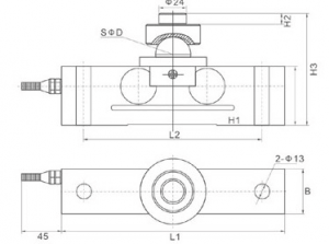 Elevator Load Weighing Device