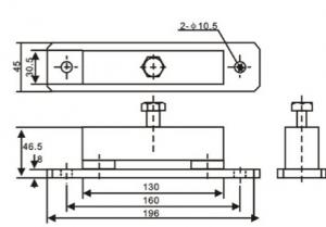 Elevator Load Weighting Sensor
