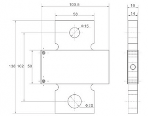 Load Cell Load Limiting Devices