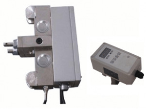 Load cells for wire rope measuring