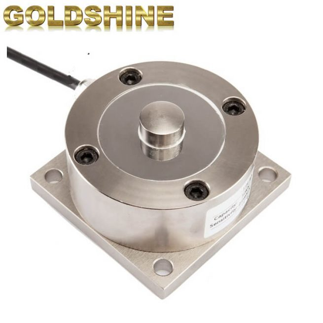 Low Profile Through-Hole Load Cell