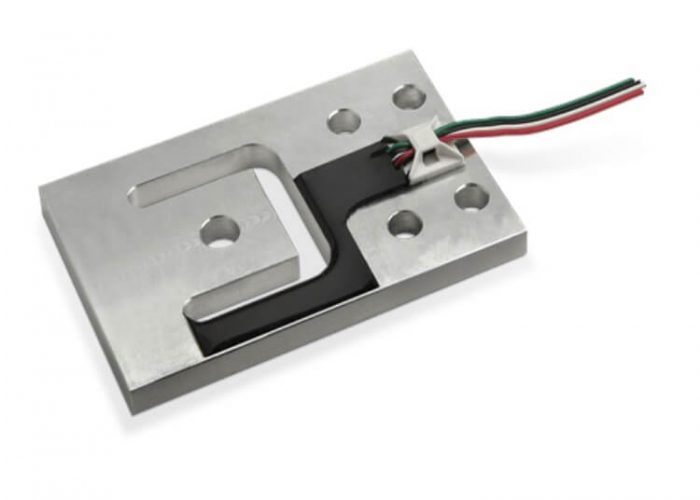 Planar beam type load cell