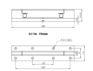 Safe Limiter Overload Pin Load Cell