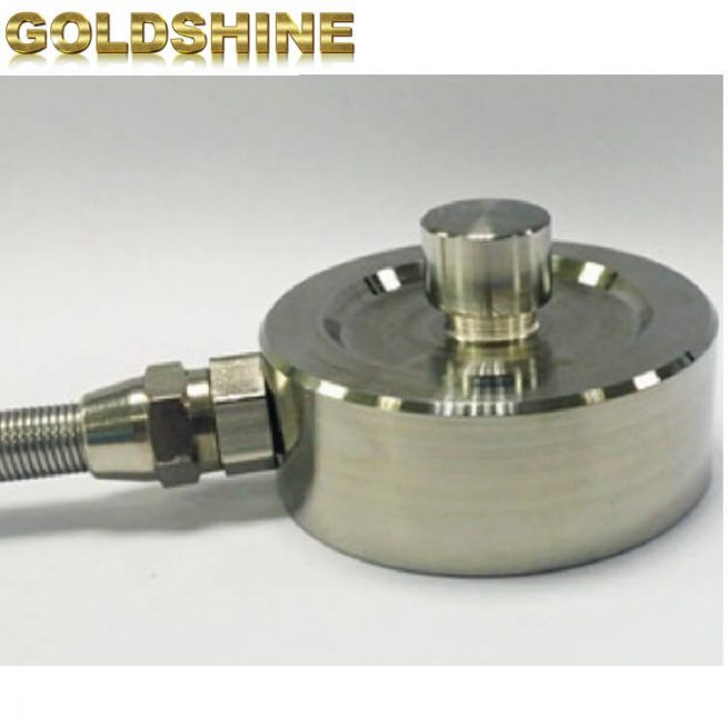 Stainless Steel Load Cell Button