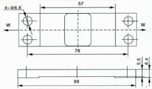 Thin film force sensor