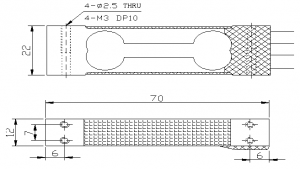 beam and single point load cells