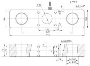 elevator load sensor