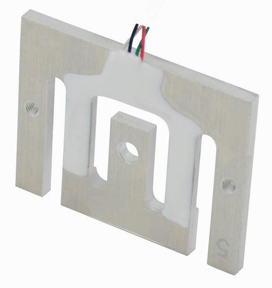 flat full bridge micro load cell