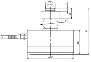 interface load cell