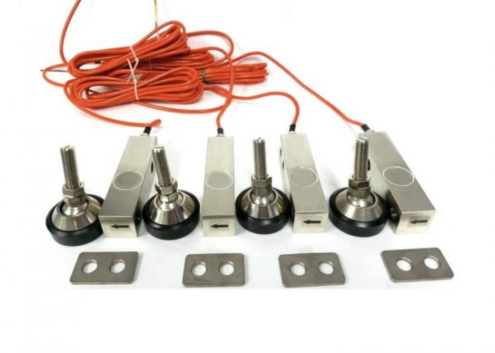 load cell scale feet
