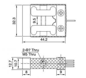 mini compressions load cell