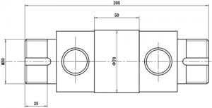 pin load cell sensor