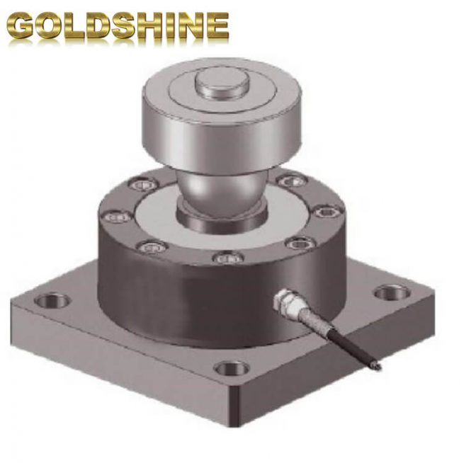 round disk load cell