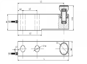 shear-beam load cell