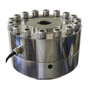 spoke type load cell weight module