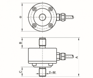 weighing 25kg load cell