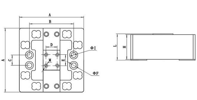 6 Axis Force Sensor
