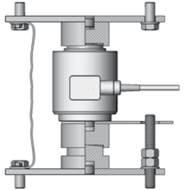 CSP-M Compression Load Cell