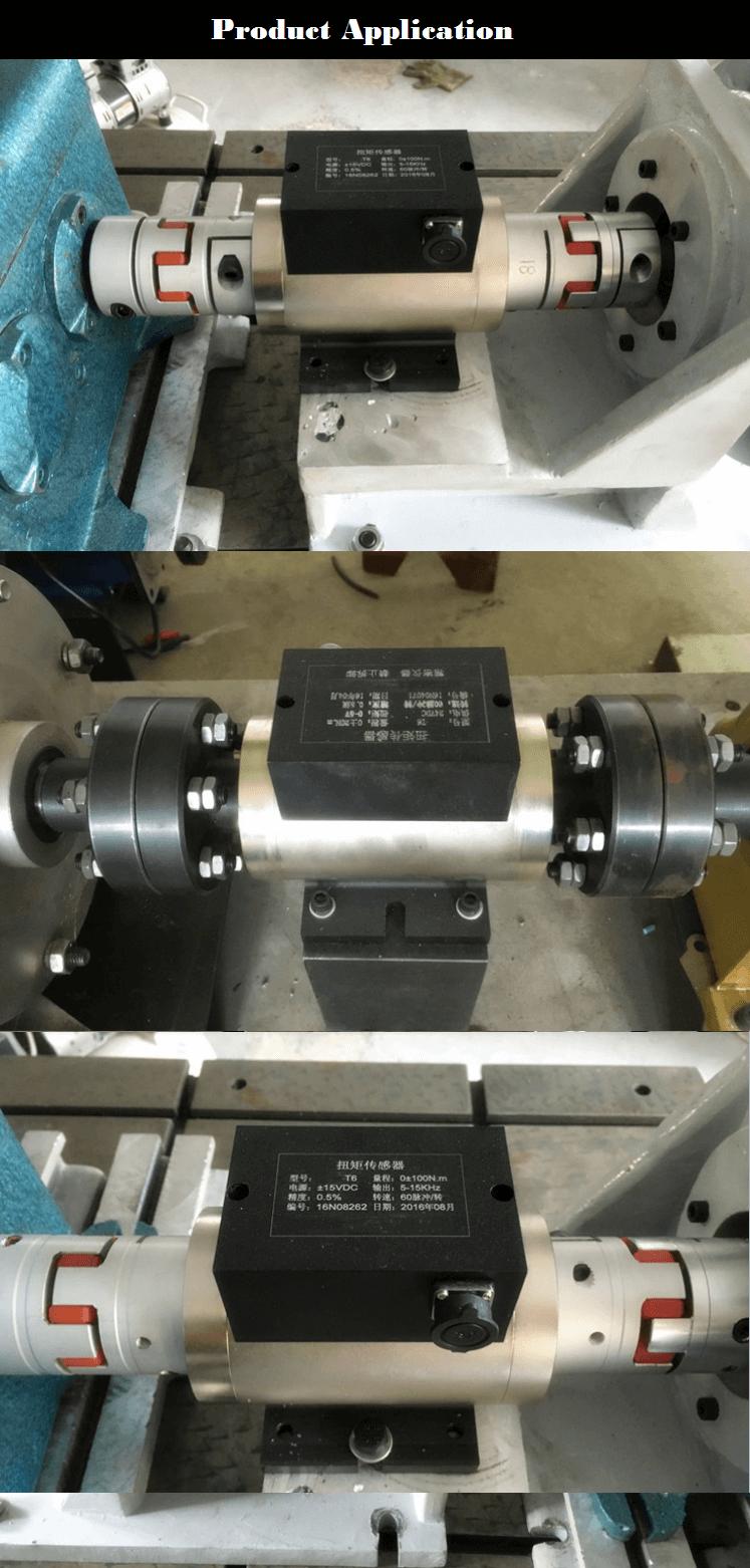 Force Torque Sensor for valve torsion