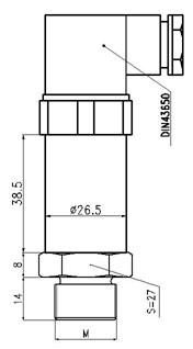 High Range Pressure Transmitters