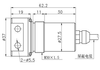 Industrial Silicon Pressure Sensor