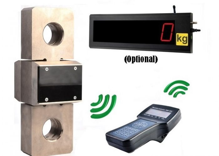 Wireless Tension Load Cells