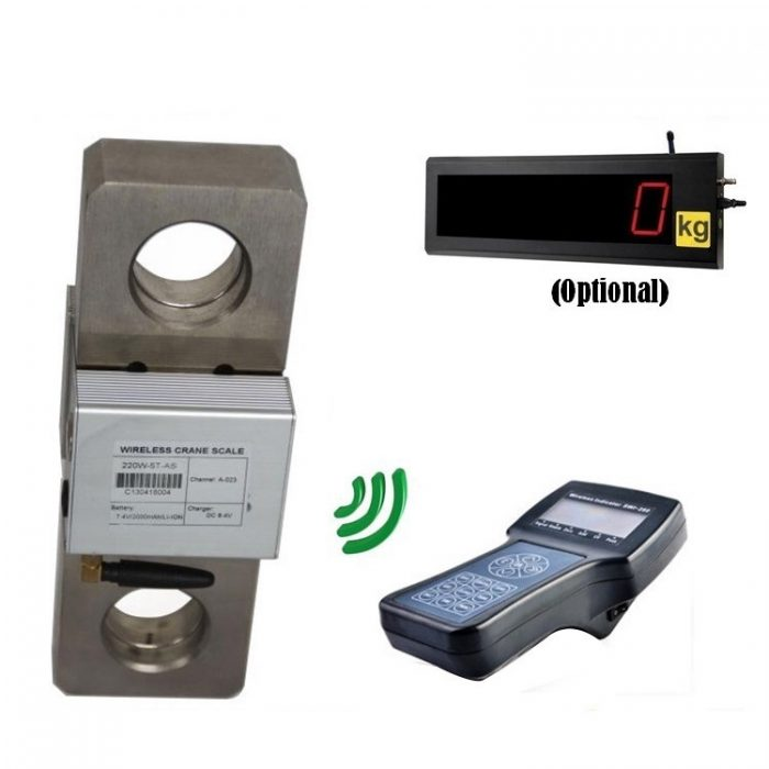 Wireless Linked Type Load Cell