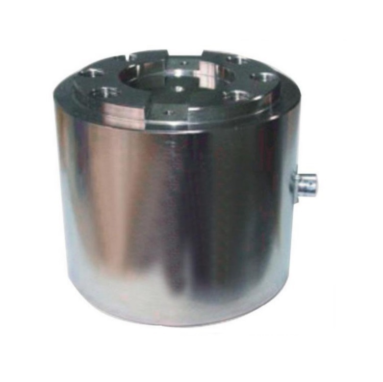 canister compression weight sensor
