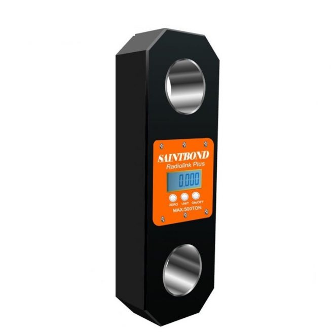 Wireless load pin RILL Radio Telemetry Tension Link