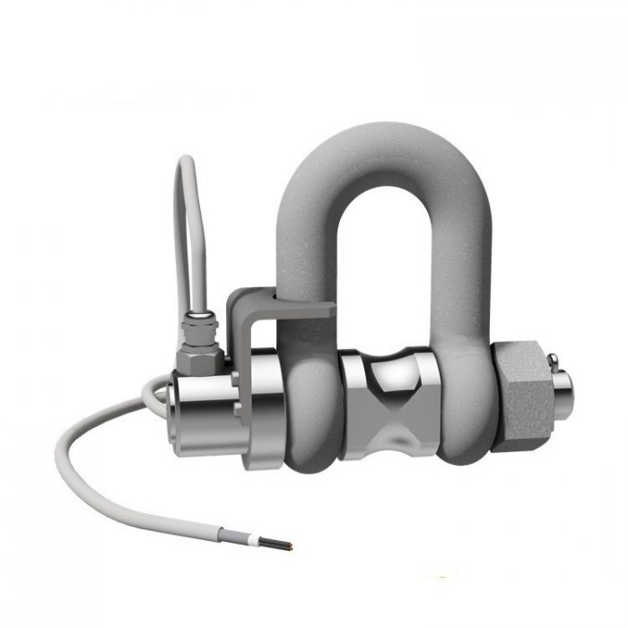 500ton load cell Bow Wired Load Shackle