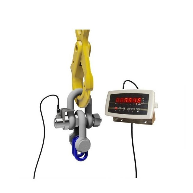 D Shackle Load Cell