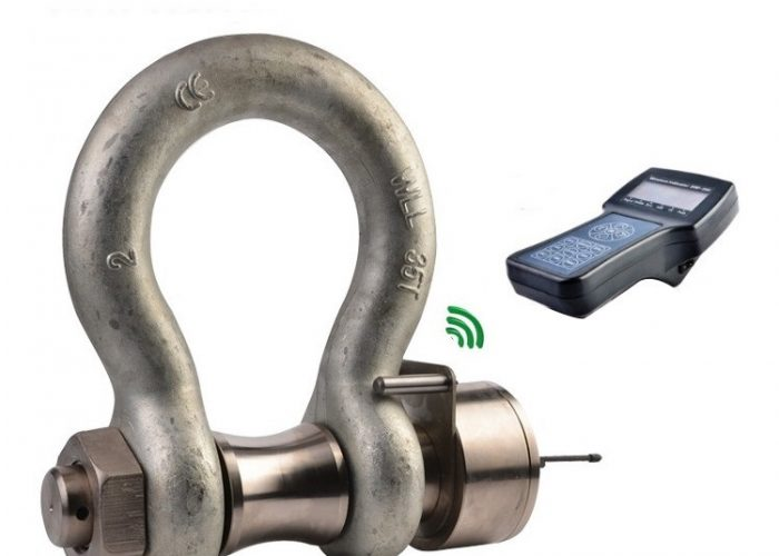 straightpoint load shackle Clevis pin load cells