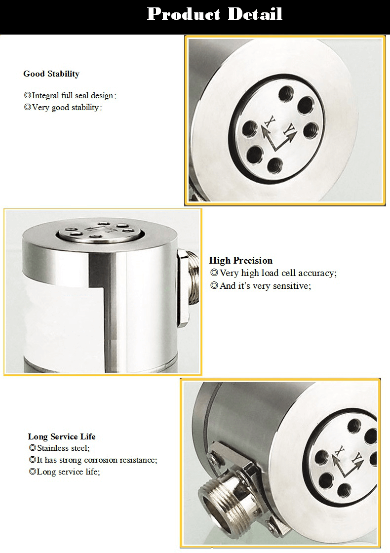 Multi Axis Load Cell Manufacturers
