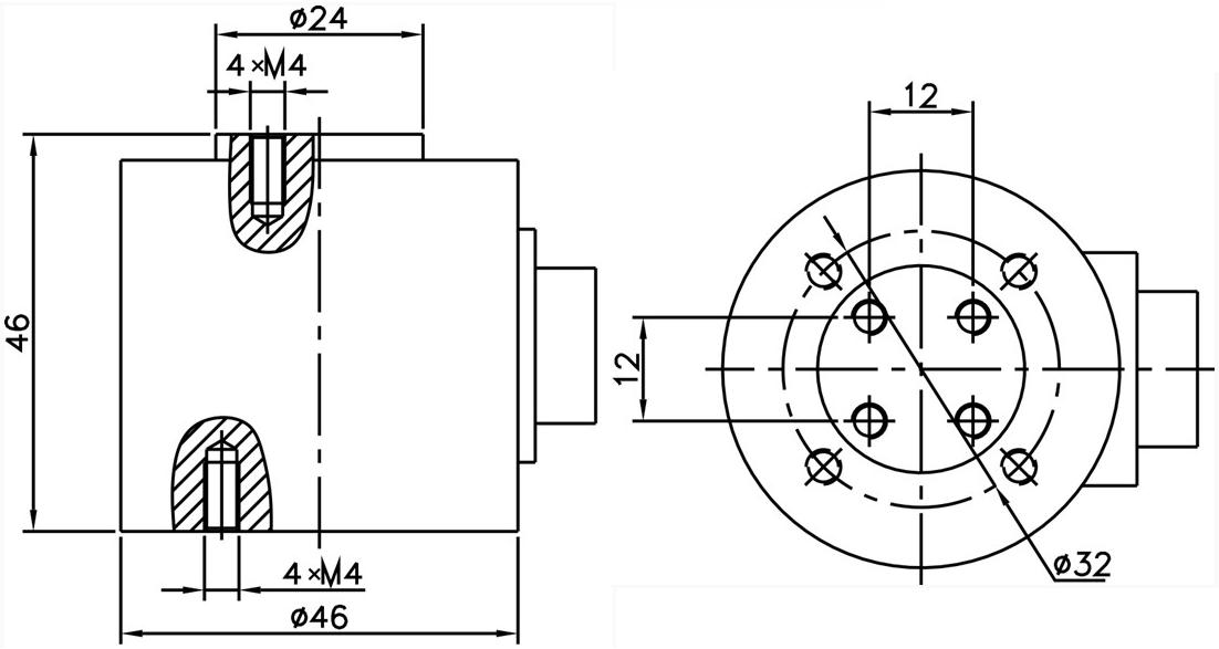 Multi Component Force Sensors