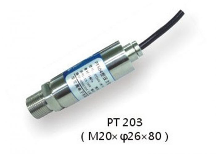 Smart LCD display pressure transducer