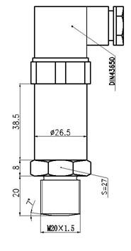 Pressure Sensors & Transmitters