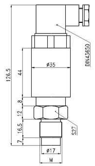 Pressure Transmitters for Explosion-proof
