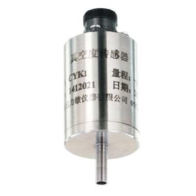 Sensor pressure transducer