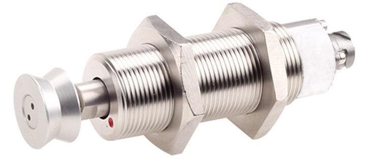 Single pulley tension sensor