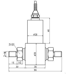 Stand-Alone Pressure Sensor
