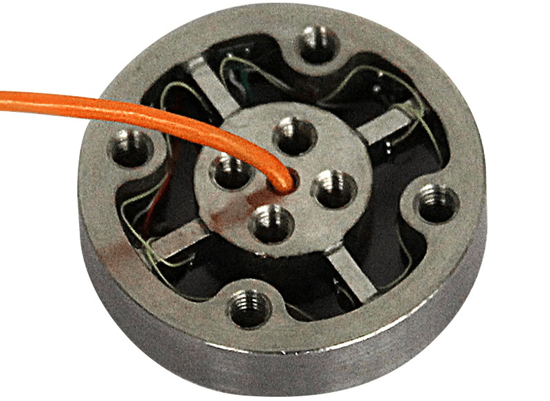 Torque force measurement sensor