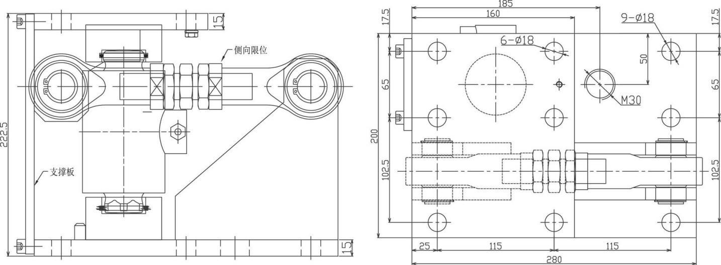 load cell sensor 10kn 20kn