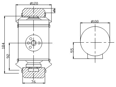 pneumatic load cell