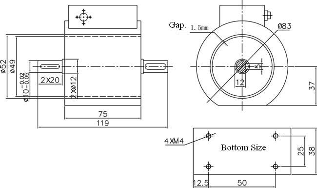 torque sensor transducer