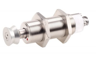 Single pulley roller tension sensor